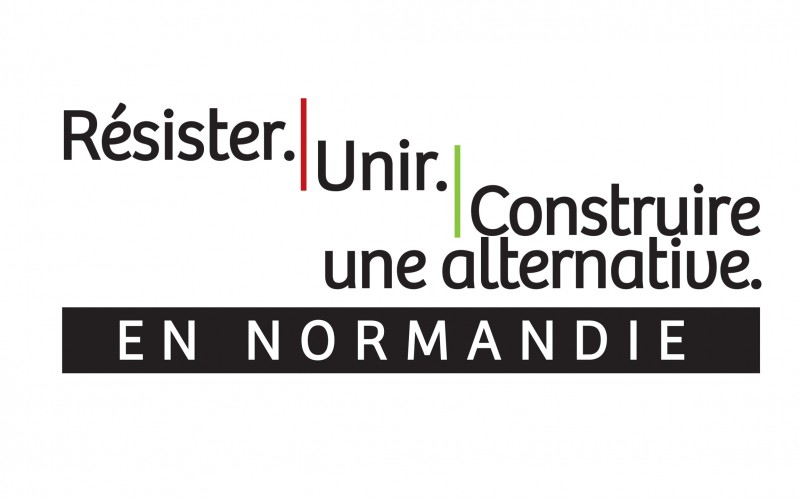 Résister. Unir. Construire une alternative.